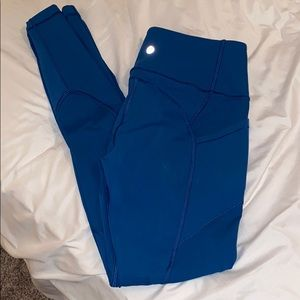All the right places lululemon leggings
